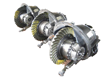 Truck Differentials by: Eaton, Mack, Spicer, Rockwell, Meritor.